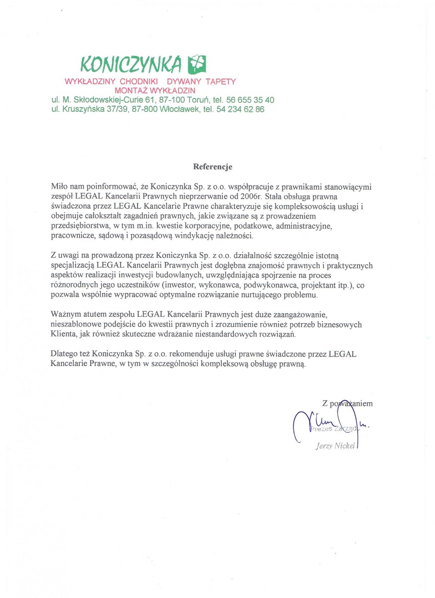 Windykacja Należności Legal Kancelarie Prawne Michał